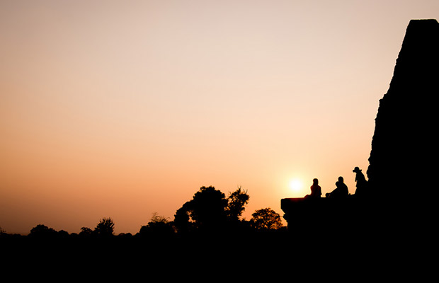 Angkor Temples Sunrise & Sunset Private Tour