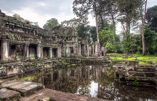 Angkor Wat Grand Tour