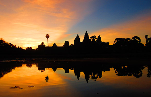Siem Reap Temple Day Tour