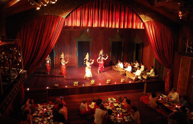 Apsara Dancing + Buffet Dinner