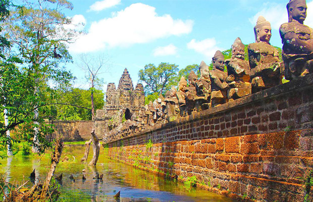 The Best of Cambodia Tours