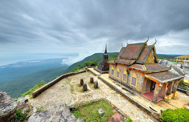 Bokor Mountain Hill Station Tour