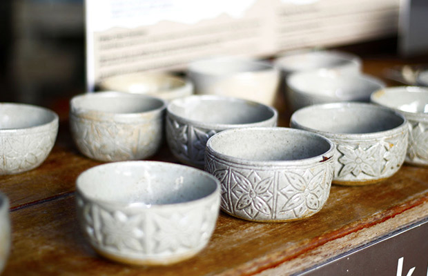 Cambodian Pottery Class Tour