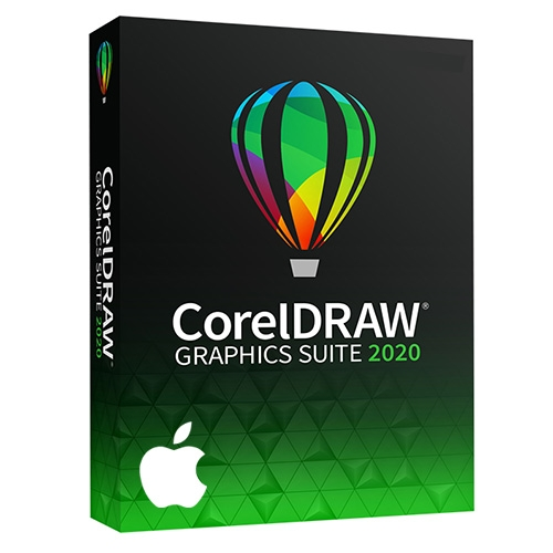 CorelDRAW Graphics Suite 2020 Final Multilingual Mac