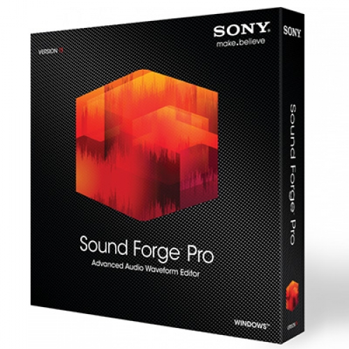 SONY Sound Forge Pro 11 Final for Window