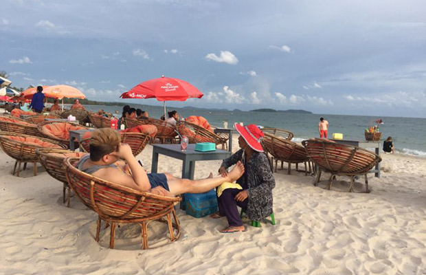 Discover Sihanoukville Dirt Bike Tour