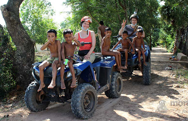 Off-Road Quad Bike Adventure