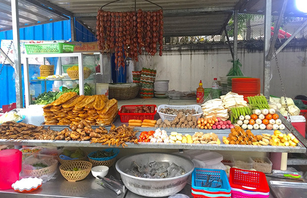 Explore Food Adventure from Phnom Penh