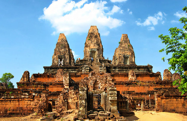 Explore Mystery of Angkor Temple Tour