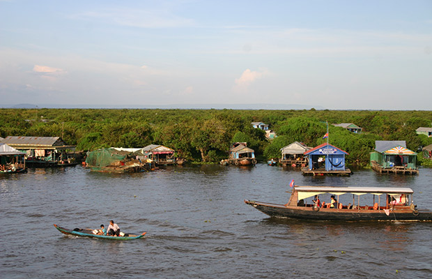 Floating Village and Tonle Sap Lake Boat Tour