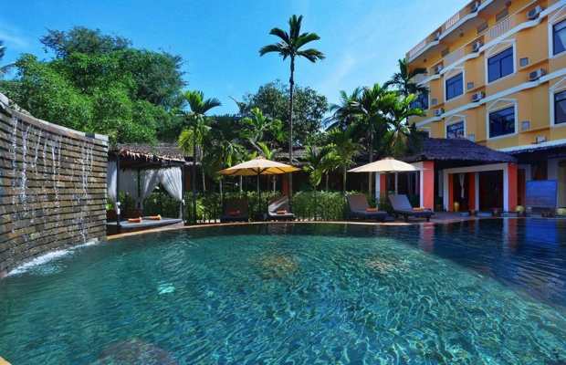 Central Indochine D'angkor Hotel