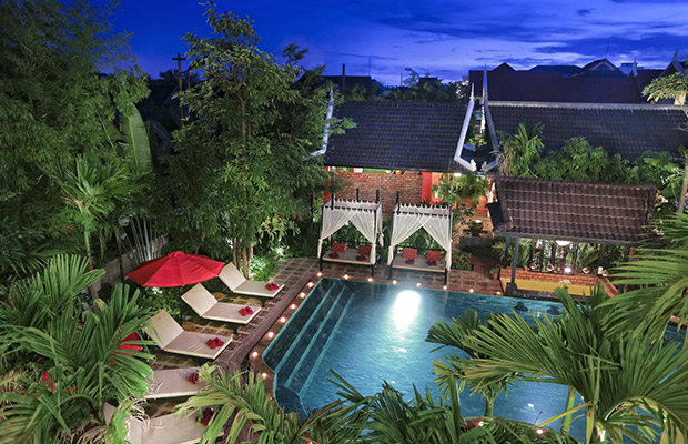 Villa Indochine D'angkor