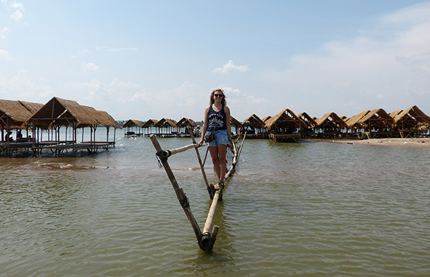 Koh Dach Island Relaxation Tour from Phnom Penh City