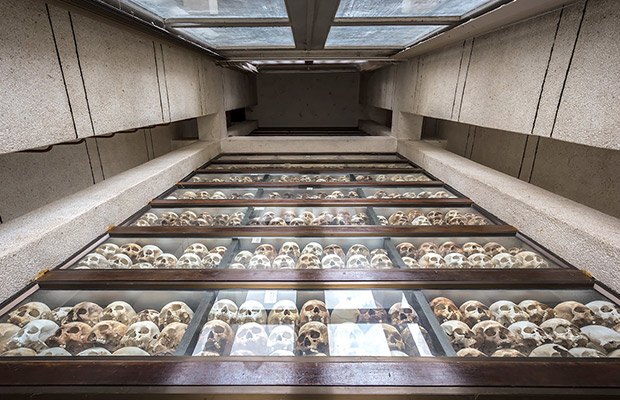 Phnom Penh Genocide Museum and Killing Fields Historical Tour