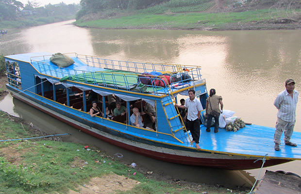 Angkor Express Boat Adventure