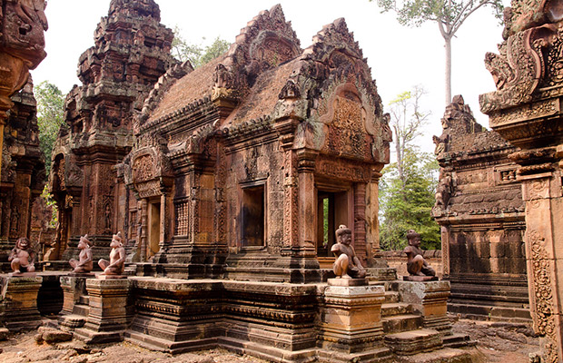 Banteay Srei Grand Circuit Tour
