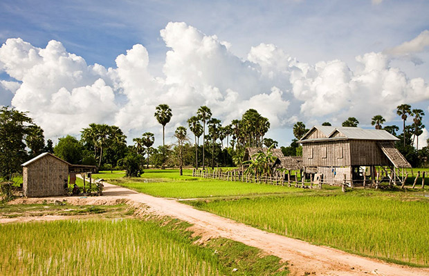 Beautifully Lives of Battambang Holiday
