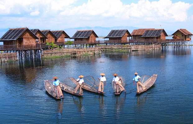 Best Cambodia and Myanmar Tour Package