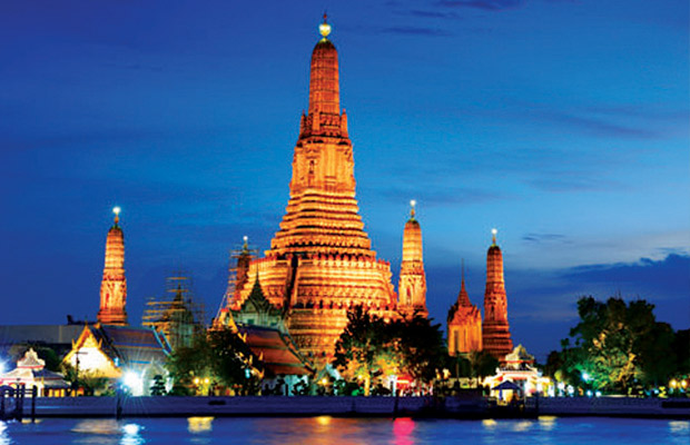 Best Thailand and Angkor Wat Complex Trip