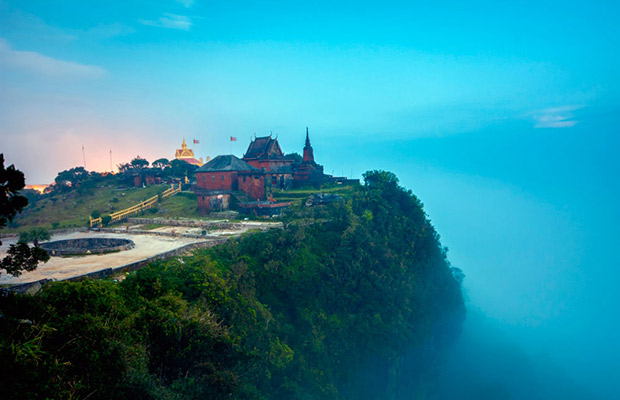 Bokor Highland Mountain and Kampot Revealed Tour