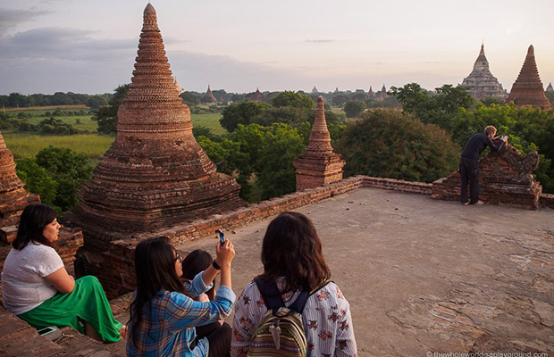 Cambodia and Myanmar Classic Tour Package