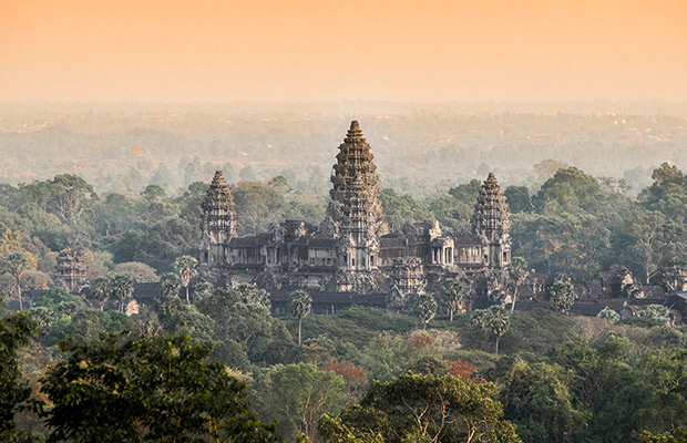 Discover Angkor Temple & Tonle Sap Lake