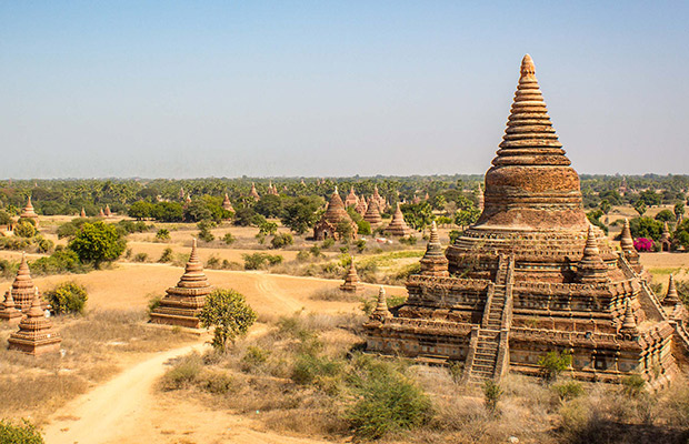 Discover Myanmar and Cambodia World Wonder Heritage Tour