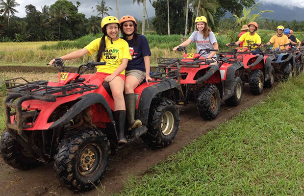 Fantastic Quad Bike Adventure