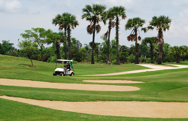 Phnom Penh Golf Holiday Tour