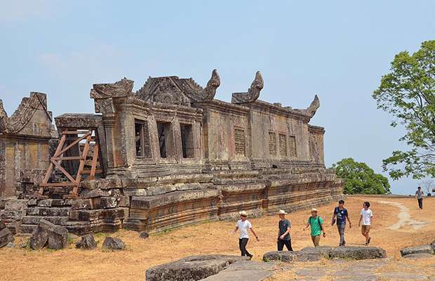 Preah Vihear Best Temple Tour