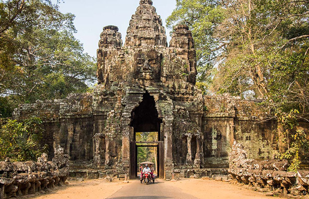 Siem Reap Amazing Tour by Tuk Tuk
