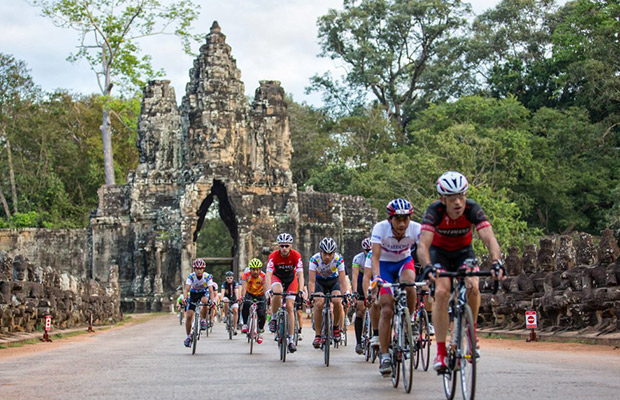 Siem Reap Angkor Wat Bike Tour