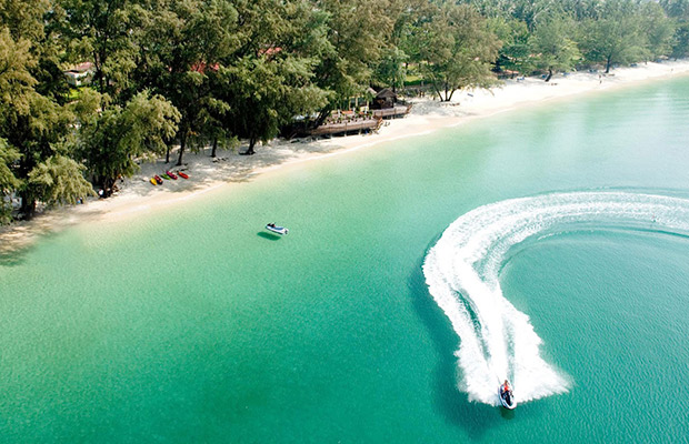 Sihanoukville Beach Tour