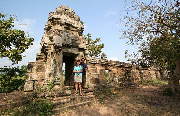 West Mebon Temple
